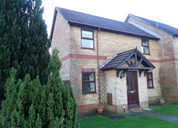 Thumbnail 3 bed end terrace house to rent in 75 Manor Chase, Beddau, Pontypridd