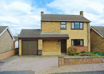 Thumbnail 3 bed detached house for sale in Kingsway, Bourne, Lincolnshire
