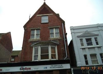 Thumbnail Commercial property to let in Flat 4, 52A, South Street, Eastbourne, East Sussex
