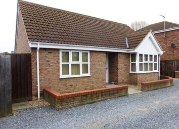 Thumbnail 3 bed detached bungalow for sale in Wisbech Road, March