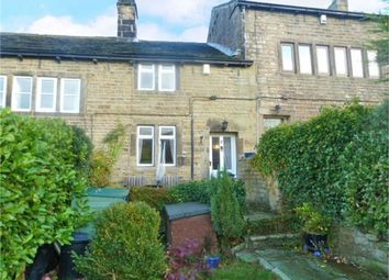 Thumbnail 2 bed terraced house for sale in Barnside Lane, Hepworth, Holmfirth, West Yorkshire