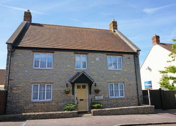 Thumbnail 4 bed detached house for sale in Hillyfields, Taunton