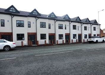 Thumbnail 3 bedroom town house for sale in Rowson Street, New Brighton, Wallasey