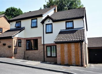 Thumbnail 3 bedroom semi-detached house for sale in Bayleys Drive, Hanham