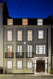 Thumbnail 4 bed town house for sale in Culross Street, Mayfair