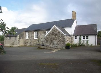 Thumbnail 4 bed cottage to rent in Brynherbert, Llanrhystud
