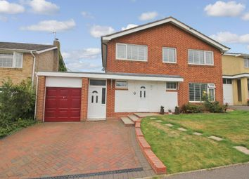Thumbnail 4 bed detached house for sale in Quay Haven, Swanwick, Southampton