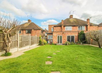 Thumbnail 4 bed semi-detached house for sale in Brownspring Drive, London