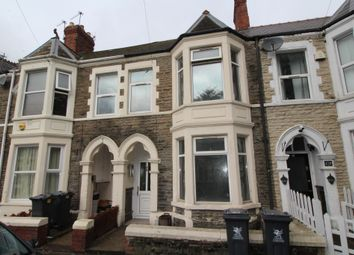 Thumbnail 3 bedroom terraced house for sale in Colum Place, Cathays, Cardiff