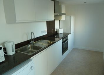Thumbnail 2 bed flat to rent in Welbeck Avenue, Plymouth