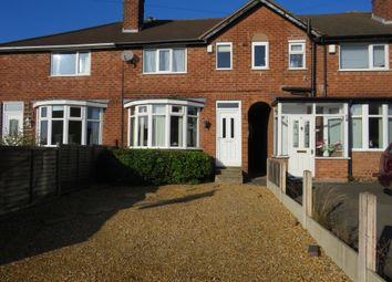 Thumbnail 3 bed terraced house for sale in Clarendon Road, Sutton Coldfield
