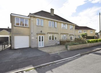 Thumbnail 4 bed semi-detached house for sale in Clare Gardens, Bath, Somerset