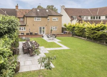 Thumbnail 5 bed semi-detached house for sale in Norton Road, Letchworth Garden City