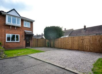 Thumbnail 3 bed semi-detached house for sale in Long Meadow, Chorley