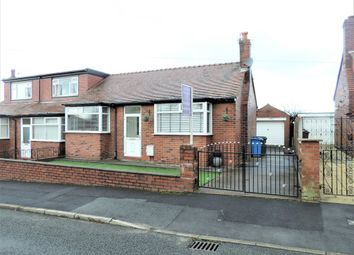 Thumbnail 2 bed semi-detached bungalow for sale in 3 Keswick Avenue, Chadderton
