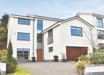 Thumbnail 5 bed detached house for sale in Canniesburn Drive, Bearsden, East Dunbartonshire
