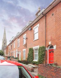 Thumbnail 4 bed terraced house for sale in Northfield Street, Worcester