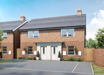 "Thumbnail 2 bed terraced house for sale in ""Kenley"" at Broughton Crossing, Broughton, Aylesbury"