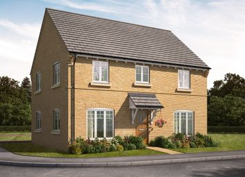 "Thumbnail 4 bed detached house for sale in ""The Tayberry"" at Knightley Road, Gnosall, Stafford"