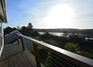 Thumbnail 4 bed detached house for sale in Greenbank Road, Devoran, Truro, Cornwall