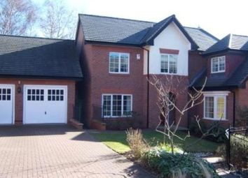Thumbnail 6 bed detached house to rent in The Pipers, Heswall, Wirral