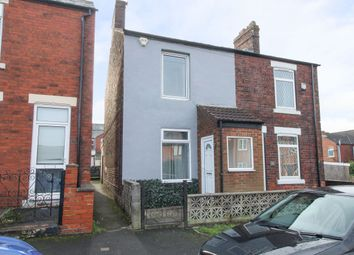 Thumbnail 2 bed semi-detached house for sale in John Street, Brimington, Chesterfield