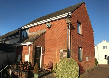 Thumbnail 2 bedroom property for sale in Kings Gardens, Kerslake Court, Honiton