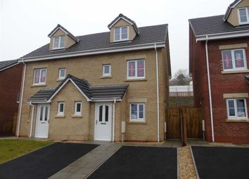 Thumbnail 3 bed semi-detached house for sale in Clos Y Cwm, Pontardawe, Swansea, Swansea