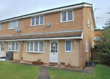 Thumbnail 2 bedroom terraced house for sale in Javelin Close, Duston, Northampton