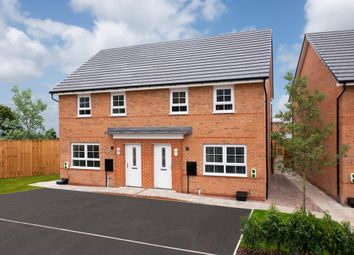 "3 bed end terrace house for sale in ""Maidstone"" at Black Firs Lane, Somerford, Congleton CW12"