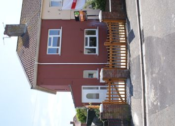 Thumbnail 3 bed end terrace house to rent in Stonebridge Road, Weston Super Mare