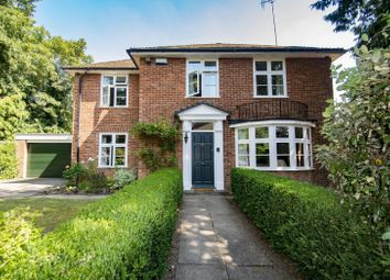 Cleeve Road, Goring On Thames RG8. 4 bed detached house