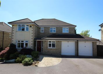Thumbnail 5 bedroom detached house for sale in Portal Close, Chippenham