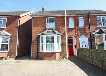 Thumbnail 3 bed semi-detached house for sale in Liphook Road, Lindford, Bordon