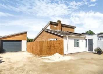 Thumbnail 3 bed bungalow for sale in Priors Road, Hemingford Grey, Huntingdon, Cambridgeshire