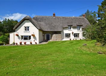 Thumbnail 4 bedroom detached house for sale in Upottery, Honiton, Devon