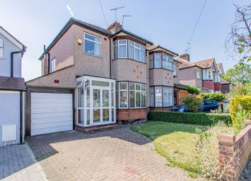 Thumbnail 3 bed semi-detached house for sale in Elm Drive, North Harrow, Harrow
