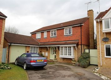 Thumbnail 4 bed detached house for sale in The Lynx, Cherry Hinton, Cambridge