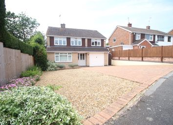 Thumbnail 5 bed detached house for sale in Dove Rise, Oadby, Leicester