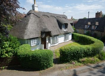 Thumbnail 3 bed detached house for sale in Peppercorns Lane, Eaton Socon, St. Neots