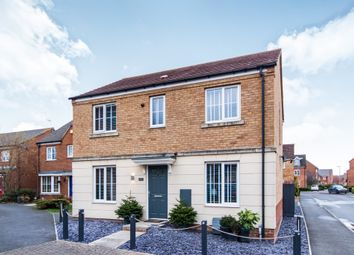 Thumbnail 4 bed detached house for sale in Kedleston Road, Grantham