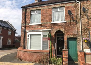 Thumbnail 1 bed flat for sale in Flatgate, Howden, Goole