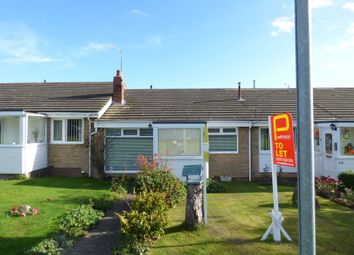 Thumbnail 2 bed bungalow to rent in Coquet Drive, Ellington, Morpeth
