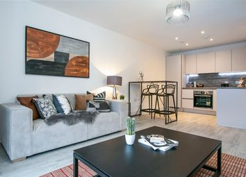 Thumbnail 1 bed flat for sale in 168 Elm Quay, Endle Street, Southampton