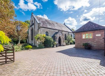 Thumbnail 3 bed detached house for sale in Sharmans Road, Fordham, Ely