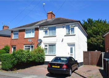 Thumbnail 3 bed semi-detached house for sale in Dame Agnes Grove, Bell Green, Coventry, West Midlands