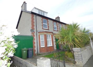 Thumbnail 4 bed semi-detached house for sale in Cyttir Road, Holyhead, ., Anglesey