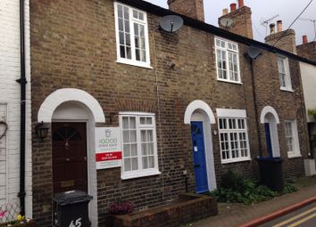 Thumbnail 3 bed terraced house to rent in Black Griffin Lane, Canterbury