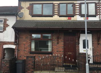 Thumbnail 2 bedroom terraced house to rent in Speedwall Street, Longton, Stoke-On-Trent