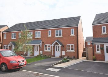 Thumbnail 2 bed semi-detached house to rent in Garston Crescent, Newton-Le-Willows